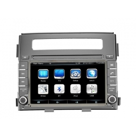 Wholesale KIA Soul 2012~2014 - Car Radio TV DVD GPS NAVI Audio & Video System