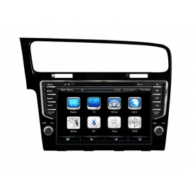 Wholesale VW Golf Wagon 2013~2014 - Car Radio TV DVD GPS NAVI Audio & Video System
