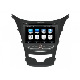 Wholesale SsangYong Actyon 2013~2015 - Car Radio TV DVD GPS NAVI Audio & Video System