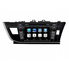 Wholesale Toyota Corolla E160 E170 (R.H.D) 2012~2014 - Car Radio TV DVD GPS NAVI Audio & Video System