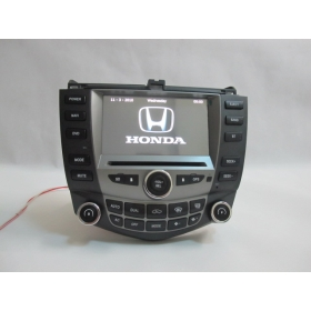"Wholesale Honda Accord (2 A/C) 2003~2007 - Car DVD GPS Radio 7"" HD Screen Bluetooth SWC Navigation System"