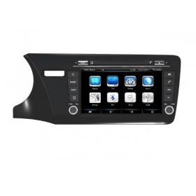 Wholesale Honda CITY 2013~2014 - Car Radio TV DVD GPS NAVI Audio & Video System