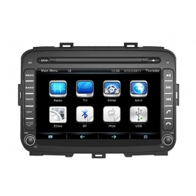 Wholesale KIA Carens 2012~2015 - Car Radio TV DVD GPS NAVI Audio & Video System