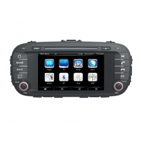 Wholesale KIA Soul 2014~2015 - Car Radio TV DVD GPS NAVI Audio & Video System