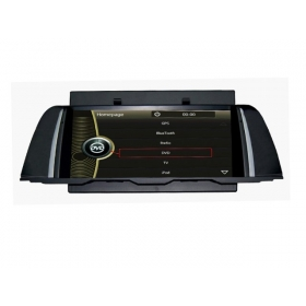 Wholesale BMW 5 F10 2013~2014 - Car Stereo Radio ( DVD ) GPS Navigation 1080P HD Screen System