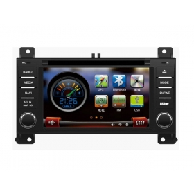 Wholesale JEEP Grand Cherokee 2011~2013 - Car DVD Player GPS Navigation WINCE 6.0 System