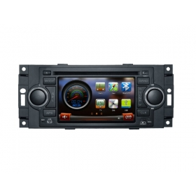 Wholesale JEEP Commander 2006~2007 - Car DVD Player GPS Navigation WINCE 6.0 System