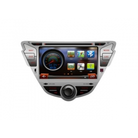 Wholesale Hyundai Avante 2012~2013 - Car DVD Player GPS Navigation WINCE 6.0 System