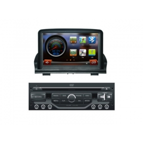 Wholesale Peugeot 307 2002~2011 - Car DVD Player GPS Navigation WINCE 6.0 System