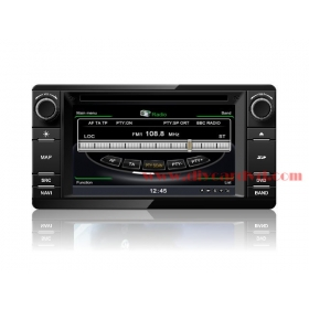 Wholesale Mitsubishi Montero G2 2014~2015 - Car GPS Navigation DVD Player Radio Stereo S100 Multimedia System