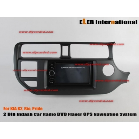 Wholesale KIA RIO (R.H.D.) 2011~2013 - Car GPS Navigation DVD Player Radio Stereo S100 Multimedia System