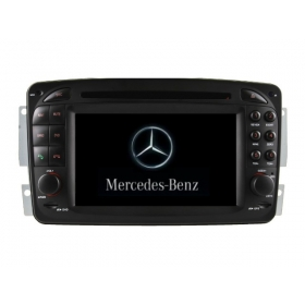 Wholesale Mercedes Benz A140 A190 A210 - Car Stereo DVD GPS Navigation 1080P HD Screen System