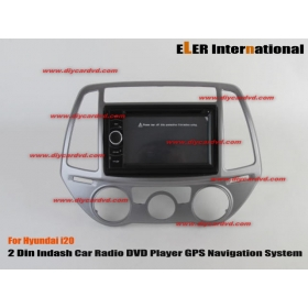 Wholesale Hyundai i20 2009~2014  - Car GPS Navigation DVD Player Radio Stereo S100 Multimedia System
