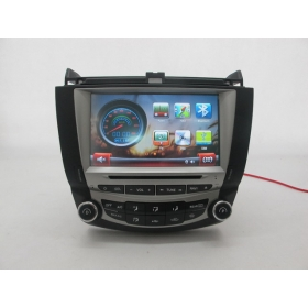 "Wholesale Honda Accord 2003~2007 (1 A/C) - Car DVD Player GPS Navigation 8"" HD Touch Screen WINCE 6.0 System"