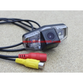 Acura MDX / TSX / RL / TL - Car Rear View Camera / Reverse Camera / Back Up Camera - Parking Reference Line & RCA