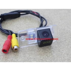 Audi A3 / S3 2004~2009 - Car Rear View Camera / Reverse Camera / Back Up Camera - Parking Reference Line & RCA
