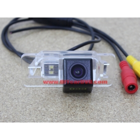 BMW 3 E46 E90 E91 - Car Rear View Camera / Reverse Camera / Back Up Camera - Parking Reference Line & RCA