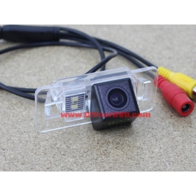 BMW 5 F10 / F11 / F07 - Car Rear View Camera / Reverse Camera / Back Up Camera - Parking Reference Line & RCA