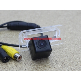 Mercedes Benz SLK R171 - Car Rear View Camera / Reverse Camera / Back Up Camera - Parking Reference Line & RCA