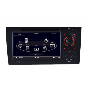 Wholesale Audi A6 1998~2006 - Car Stereo Radio DVD GPS Navigation 1080P HD Screen System