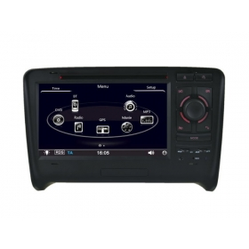 Wholesale Audi TTS 2008~2011 - Car Stereo Radio DVD GPS Navigation 1080P HD Screen System
