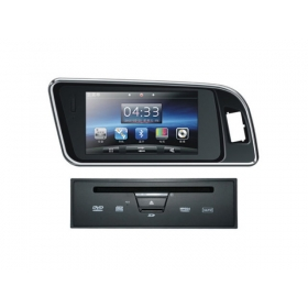 Wholesale Audi Q5 2009~2013 - Car DVD Player GPS Navigation WINCE 6.0 System