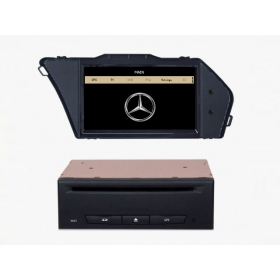 Wholesale Mercedes Benz GLK-Class X204 2008~2012 - Car Stereo Radio (DVD) GPS Navigation 1080P HD Screen System