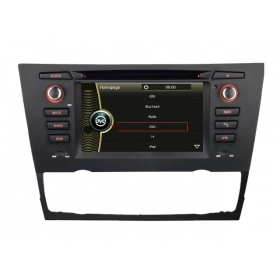 BMW 3 E92 E93 2005~2012 - Car Stereo DVD GPS Navigation 1080P HD Screen System