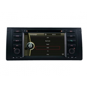Wholesale BMW 540i 1995~2004 - Car Stereo DVD GPS Navigation 1080P HD Screen System