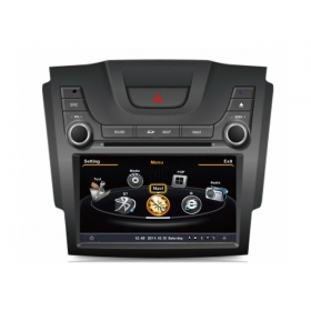 Wholesale Isuzu D-Max 2012~2013 - Car GPS Navigation DVD Player Radio Stereo S100 Multimedia System