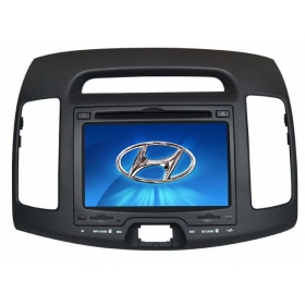 Wholesale Hyundai Avante 2007~2010 - Car Radio DVD Player GPS Navigation Advanced A5 System