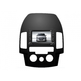 Wholesale Hyundai i30 2007~2011 - Car Radio DVD Player GPS Navigation Advanced A5 System