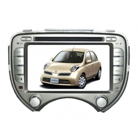 Wholesale Nissan Micra K13 2010~2013 - Car Radio DVD Player GPS Navigation Advanced T107 System