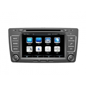Wholesale Skoda Octavia 2013~2014 - Car Radio TV DVD GPS NAVI Audio & Video System