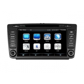 Wholesale Skoda Octavia MK2 2005~2012 - Car Radio TV DVD GPS NAVI Audio & Video System