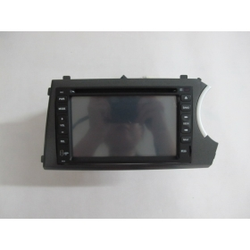 Wholesale Ssangyong Actyon (R.H.D) - Car Radio Stereo DVD GPS NAVI + Map + Digital TV + Rear Camera + Parking Radar Multimedia Syst