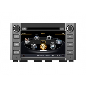 Wholesale Toyota Tundra 2014~2015 - Car GPS Navigation DVD Player Radio Stereo S100 Multimedia System