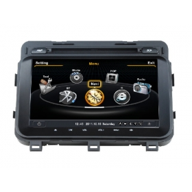 Wholesale KIA Optima 2013~2014 - Car GPS Navigation DVD Player Radio Stereo S100 Multimedia System