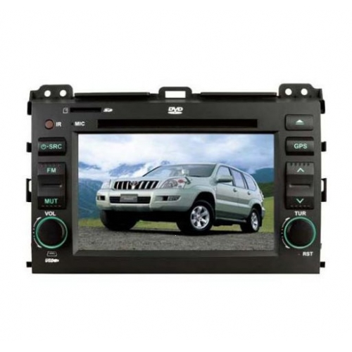 Wholesale Toyota Prado 2007~2010 - Car DVD Player GPS Navigation WINCE 6.0 System