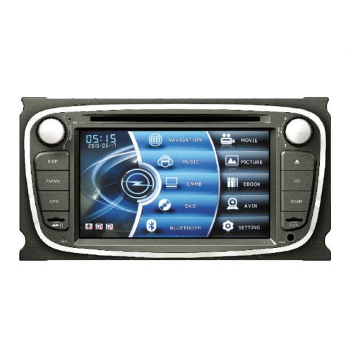 Wholesale Ford S-Max 2008~2011 - Car Stereo DVD Player GPS Navigation Radio HD MFD Screen 2-Core System