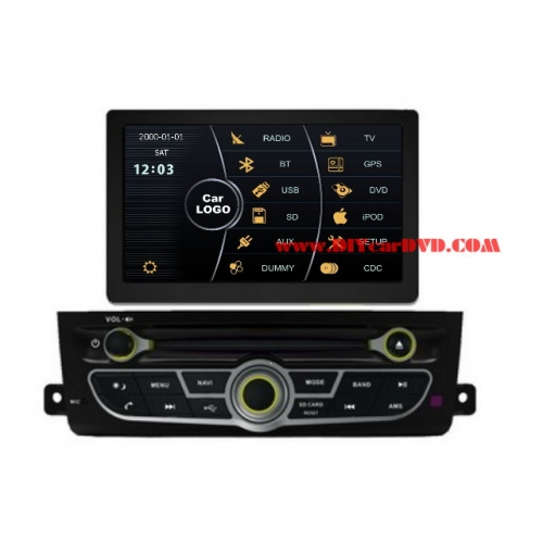 Wholesale Renault Koleos 2012~2015 - Car Stereo DVD Player GPS Navigation Radio HD MFD Screen 2-Core System
