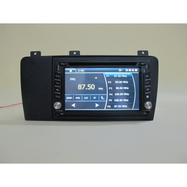 Wholesale Volvo S60 - Car Radio Stereo DVD GPS NAVI + Map + Digital TV + Rear Camera + Parking Radar Multimedia System