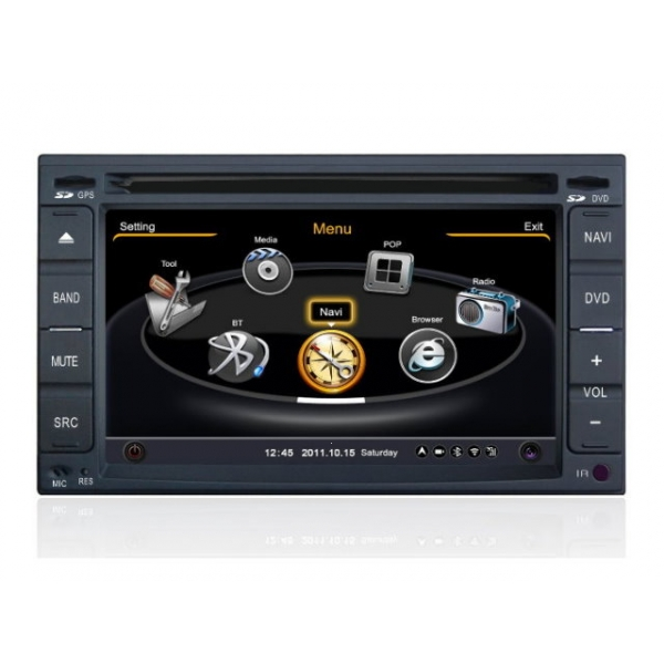 Wholesale Hyundai Terracan 2001~2007 - Car GPS Navigation DVD Player Radio Stereo S100 Multimedia System