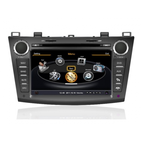 Wholesale Mazda VX-1 2012~2013 - Car GPS Navigation DVD Player Radio Stereo S100 Multimedia System