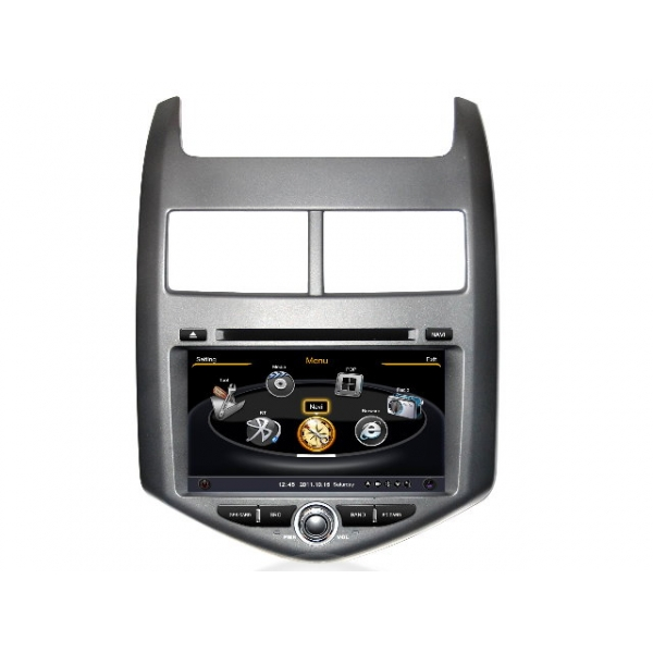 Wholesale Holden Barina 2012~2013 - Car GPS Navigation DVD Player Radio Stereo S100 Multimedia System