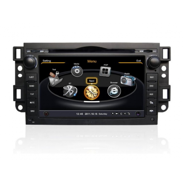 Wholesale Holden Epica 2006~2011 - Car GPS Navigation DVD Player Radio Stereo S100 Multimedia System