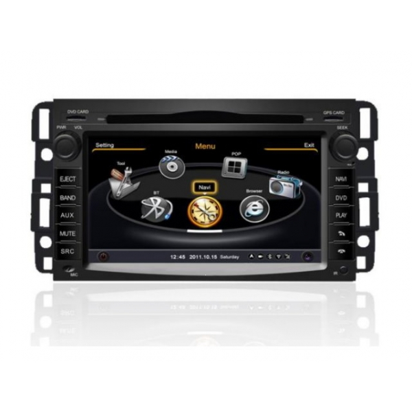 Wholesale Buick Lucerne 2006~2011 - Car GPS Navigation DVD Player Radio Stereo S100 Multimedia System
