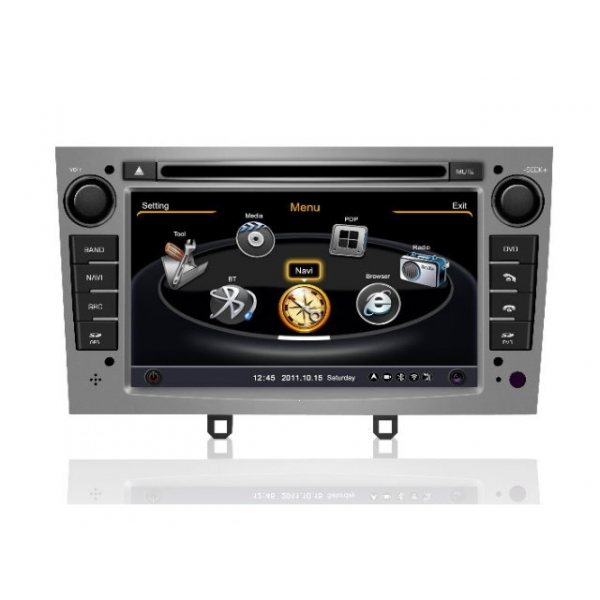 Wholesale Peugeot RCZ 2011~2013 - Car GPS Navigation DVD Player Radio Stereo S100 Multimedia System