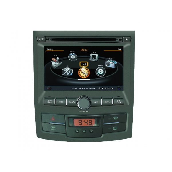 Wholesale SsangYong Korando 2010~2013 - Car GPS Navigation DVD Player Radio Stereo S100 Multimedia System