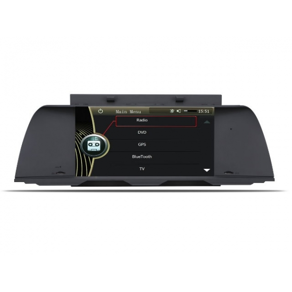 Wholesale BMW 5 F10 F11 2011~2012 - Car Stereo Radio ( DVD ) GPS Navigation 1080P HD Screen System